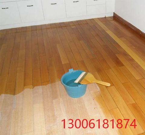 地板翻新上漆